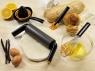 FF Металлическая скалка с тефлоновым покрытием 1003021 - фото