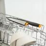 Большой поварской нож 20см в чехле FF 1014197 - фото