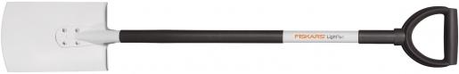 Лопата с закругленным лезвием, облегченная 131503 - фото