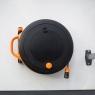"""Катушка со шлангом 3/8"""" (9 мм) 15 м и набором аксессуаров 1020436 - фото"""