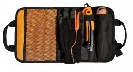 Набор: Нож + пила + перчатки в сумке 1025477 (Спец. цена! Осталось мало!)