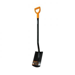 Лопата с закругленным лезвием Solid™ 1026683 (131402/131403) - фото