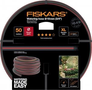 """Шланг Ø 19мм (<b>3/4</b>"""") 50м Q4 1027111 <b>Fiskars</b> - купить с доставкой"""