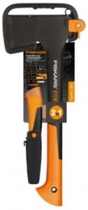 Набор: Универсальный топор Х10 + Универсальный нож с точилкой1057914 - фото