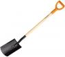 Лопата с закругленным лезвием, Дача 131650 - фото
