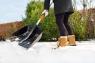 Лопата для уборки снега облегченная 141001 - фото
