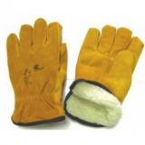 Зимние перчатки - фото