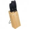 KitchenSmart Набор: 5 ножей в подставке 1004931 (837091) - фото