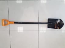 Лопата штыковая Solid 131413Б (131412Б) - фото