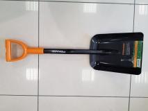 Лопата совковая укороченая Solid 132622Б - фото