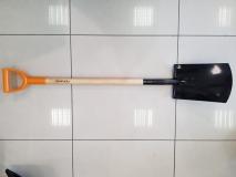 Лопата с закругленным лезвием, Дача 131650Б - фото
