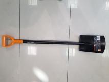 Лопата с закругленным лезвием Solid 131402Б (131403Б) - фото