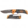 Складной нож Gerber Bear Grylls Scout, серрейторное, блистер, 31-000754 - фото
