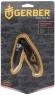 Складной нож Gerber Paraframe Tanto Clip Foldin Knife, блистер, прямое-серрейторное лезвие, 31-001731 - фото