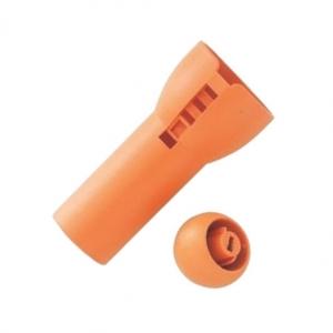 Ручка и ручка оранжевая к телескопу 1001730 - фото