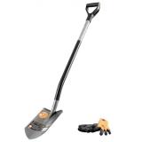 Набор: Садовая лопата штыковая Эргономик + перчатки 1003460 (131416) - фото
