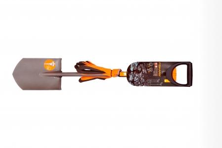 Набор: Телескопическая садовая лопата + перчатки 1002171 (131306) - фото