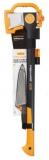 Промо-набор топор-колун Х21 + большой кухонный нож в чехле FF 1023883