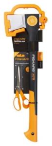Промо-набор топор-колун Х17 + ножницы Classic 1023885 - фото