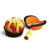 FF Делительный нож для яблок с подставкой 1003017 (858166) - фото