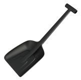 Лопата для автомобиля Solid 1019353 (143073) - фото