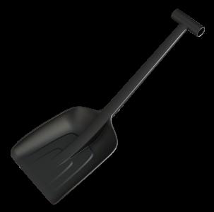 Лопата для автомобиля Solid 143073 - фото