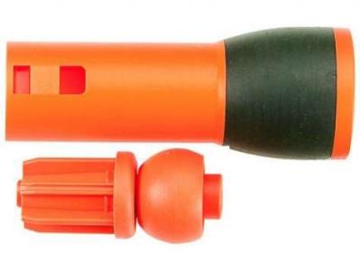 Рукоятка с мягкой накладной ручкой и оранжевой ручкой к садовому сучкорезу 1001728 - фото