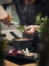 Hard Face ковш 2,5 л  с крышкой 1027706 - фото