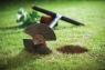 Садовый бур QuikDrill малый 1000636 (134710) - фото