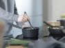 Сотейник 18см/1,8л с крышкой Hard Face 1020874 - фото