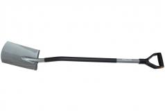 Лопата с закругленным лезвием Ergonomic 131400 - фото