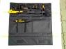 Набор Топор X21+точилка+перчатки+пила+сумка - фото