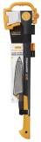 Набор: Топор-колун X21-L + большой кухонный нож в чехле FF 1023883 - фото